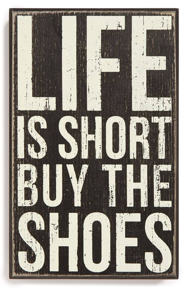Today's Vibe: Buy The Shoes | Stela 9 Blog